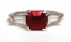 2.00ct Natural Ruby Ring