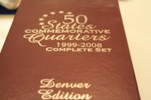 50 State Commemorative Quarters--Denver Edition