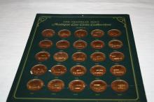 Antique Car Coin Collection  Series 2