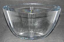 SWEDISH STROMBERG ART GLASS VASE