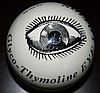 ROYAL DOULTON ADVERTISING OHTHALMOLOGY PAPERWEIGHT