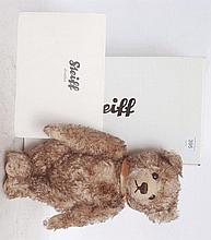 STEIFF; Bear Of The Year 2009 663000 teddy bear, complete with original box and certificate etc