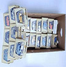 DIECAST: A large quantity of Matchbox Models Of Yesteryear. 1x box full.