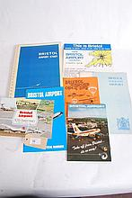 Bristol Airport ephemera to include Bristol