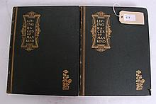 H N Hutchinson Living Races of Mankind Volumes 1 &