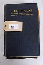 J.Keir Hardie A Biography By William Stewart.