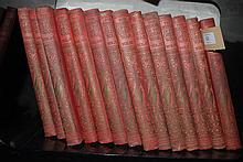 The history of The Great War in 14 volumes edited