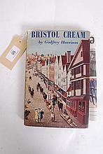 Godfrey Harrison Bristol Cream with personal note