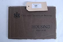 City and County of Bristol Housing 1919-1930