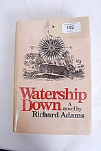 Richard Adams.Watership Down a Novel By Richard
