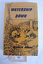 Richard Adams. Watership Down a Novel By Richard