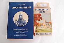 Little Guides - Gloucestershire by Charles Cox