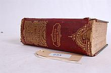 Mrs Beetons' Book Of Household Management 1869 2nd