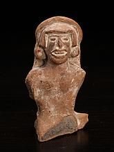Antique Asian Figure Fragment