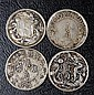 4 Chinese Coins