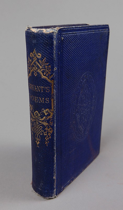 Poems by William cullen Bryant, 1857
