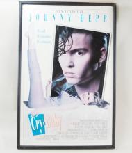 Johny Deep Poster Autograph