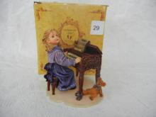 Yesterdays Child   Lauren? Musical Memories  Figurine