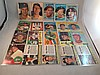 1957-1961 Baseball Cards Lot of 20 - Writing on a lot of them