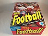 1983 Topps Football Empty Box