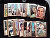 1962 Topps Baseball Lot of 80 Cards - Writing on most