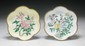 Two (2) Chinese Vintage Cloisonne Bronze Bowls