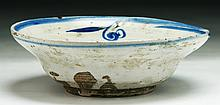 A Chinese Antique Blue & White Porcelain Bowl