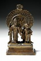 A Chinese Antique Gilt Bronze Buddha