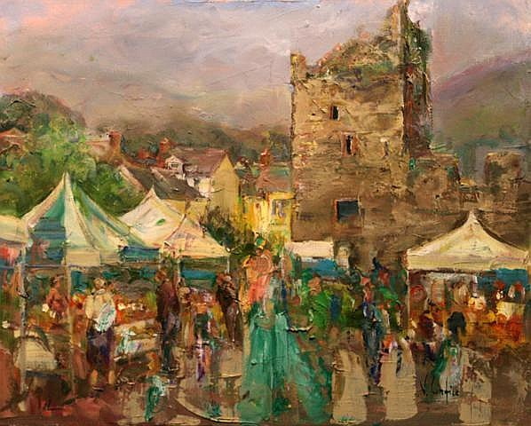 Vittorio Cirefice Oyster Festival, Carlingford Oil