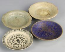 Chinese Antique Dishes