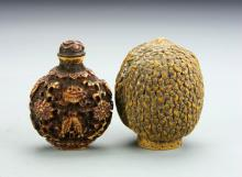 Two Chinese Art Crafts