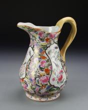 Chinese Export Famille Rose Pitcher