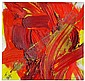 Kazuo Shiraga 1924 TITLE: Niufu ESTIMATION:, Kazuo Shiraga, Click for value