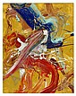 ARTIST: Kazuo Shiraga (1924-? TITLE:, Kazuo Shiraga, Click for value