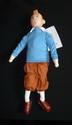 HERGE  Grande poupée Tintin édité par Gund en 1991  37 cm