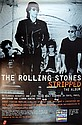 Rolling Stones LP 'Stripped' (1995), original music poster,