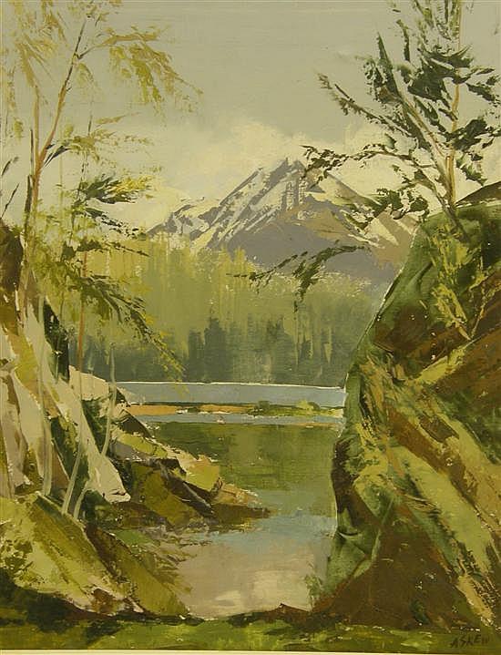 Victor Askew, 1909-1974,