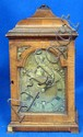 18th/19th century rosewood cased bracket clock by Edward Upjohn of Exon (Exeter),