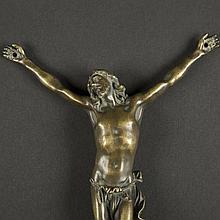 Bronze living Christ, 18th Century