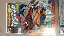 The Spectacular Spiderman comic
