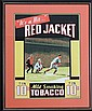 Red Jacket Tobacco Sign