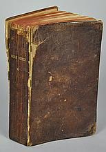 Named Confederate Officer's Bible 14th VA Inf.