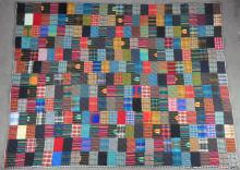 Rectangular Block Quilt