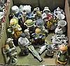 Bx Japanese Figurines