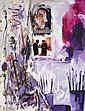 Atelier de Francis Bacon, 1984