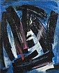 Abstract composition S1G, 1965