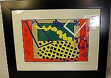 Henri Matisse Limited Edition
