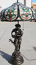 Tiffany Lamp (N-33DZ-34DZ)