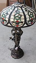 Tiffany Lamp (N-35DZ-36DZ)