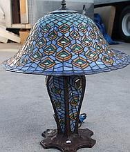 Tiffany Lamp (N-55DZ-56DZ)